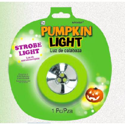 Halloween Pumpkin Strobe Light