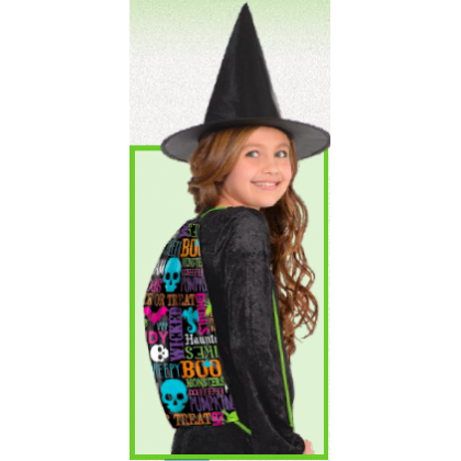 Trick or Treat Backpack Polyester