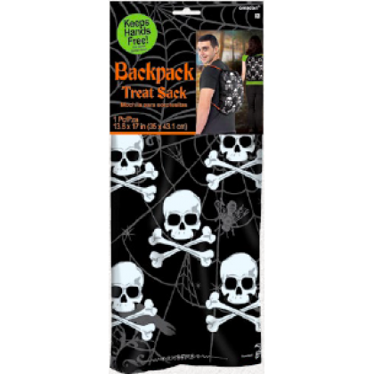 Halloween Polyester Backpack