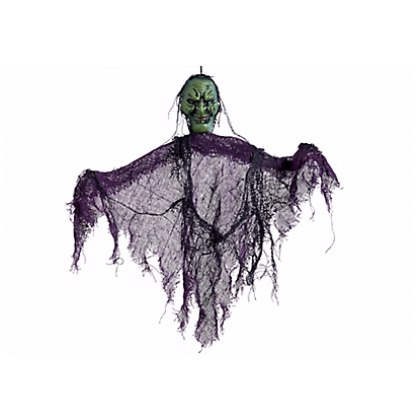 Scary Witch Standing Prop