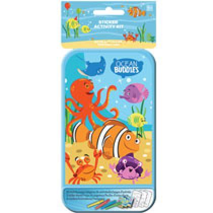 Sticker Activity Kits - Ocean Buddies