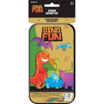 Sticker Activity Kits - Dino Fun