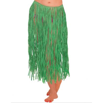 Adult Grass Skirt  Green