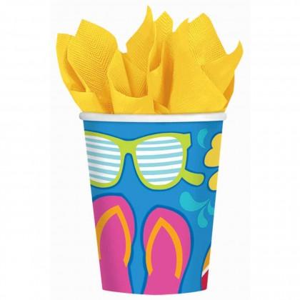 Summer Splash Cups, 9 oz.