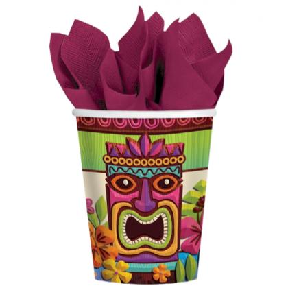 Tropical Tiki Cups, 9 oz.