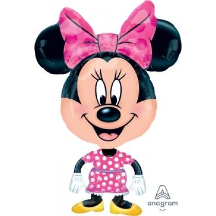 """P60 22"""" Minnie AWK® Balloon Buddies"""