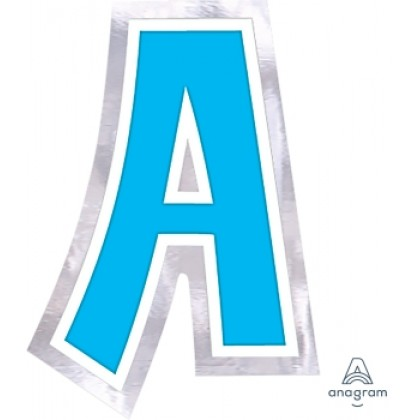 "Personalized It Letter ""A"""