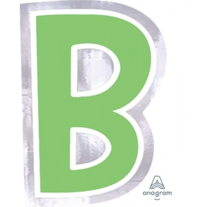 "Personalized It Letter ""B"""