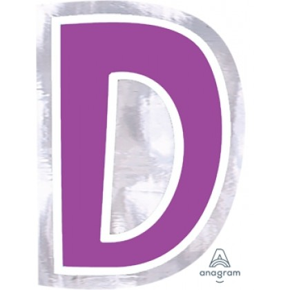 "Personalized It Letter ""D"""