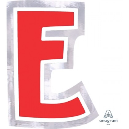 "Personalized It Letter ""E"""