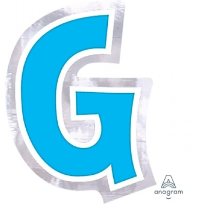 "Personalized It Letter ""G"""