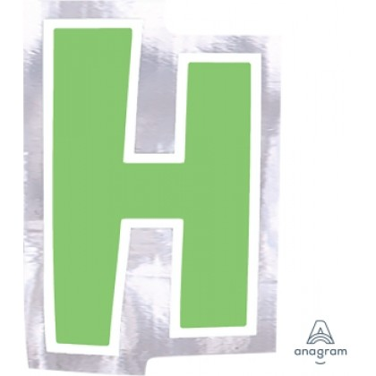 "Personalized It Letter ""H"""