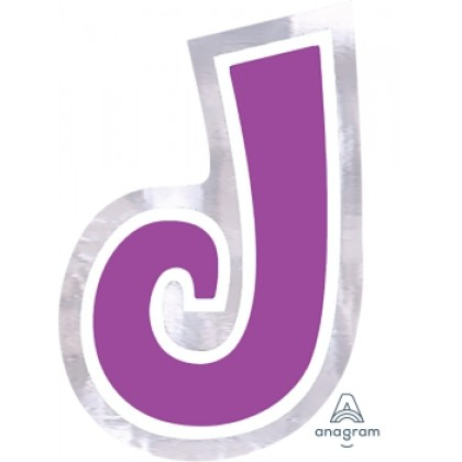 "Personalized It Letter ""J"""