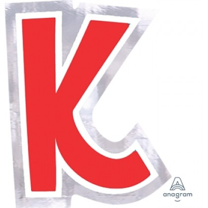 "Personalized It Letter ""K"""