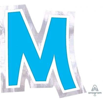 "Personalized It Letter ""M"""