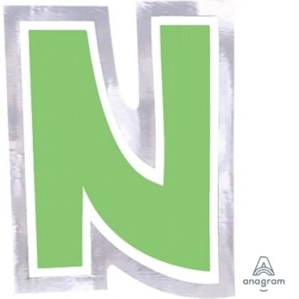 "Personalized It Letter ""N"""