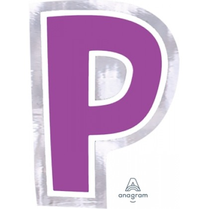 "Personalized It Letter ""P"""