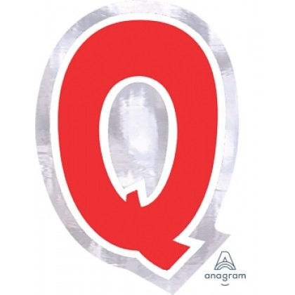 "Personalized It Letter ""Q"""