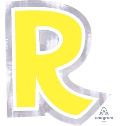 "Personalized It Letter ""R"""