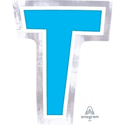 "Personalized It Letter ""T"""