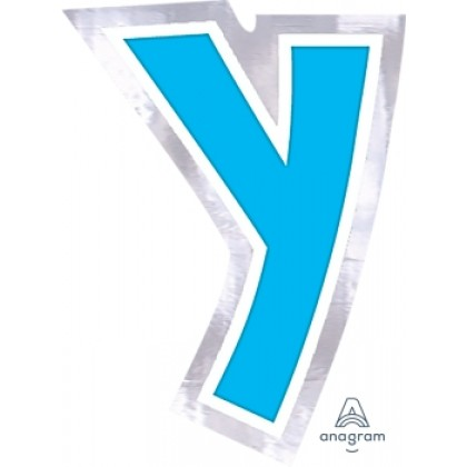 """Personalized It Letter """"Y"""""""