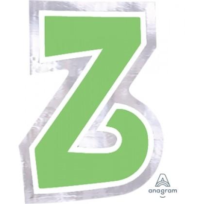 "Personalized It Letter ""Z"""