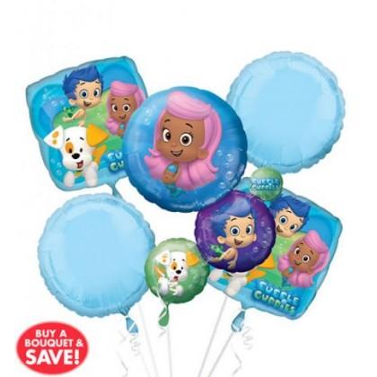 P75 Bubble Guppies Bouquet