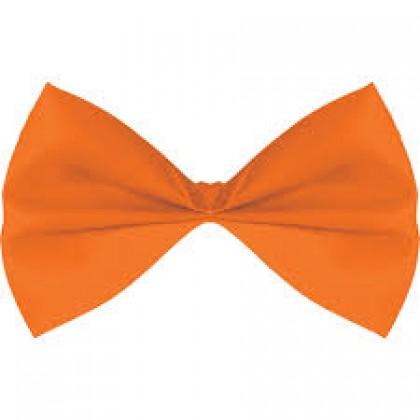 """3 1/4"""" x 6"""" Bow Ties Orange"""