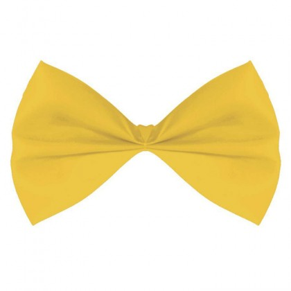"3 1/4"" x 6"" Bow Ties Yellow"