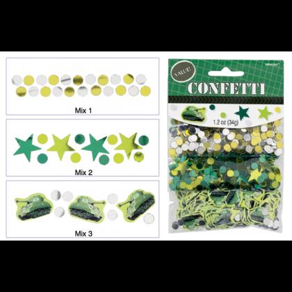 Camouflage Value Confetti - Paper & Foil