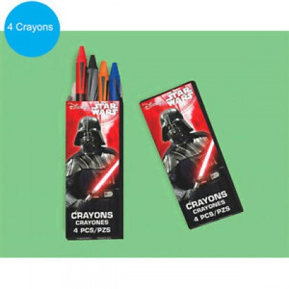 Star Wars ™ Classic Crayons Favor