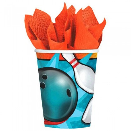 Bowling Cups, 9 oz.