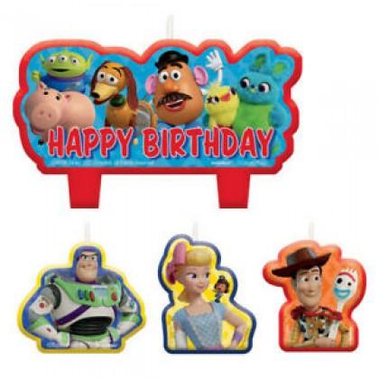 ©Disney/Pixar Toy Story 4 Birthday Candle
