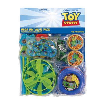 ©Disney/Pixar Toy Story 4 Mega Mix Value Favor Pack
