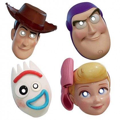 ©Disney/Pixar Toy Story 4 Paper Masks