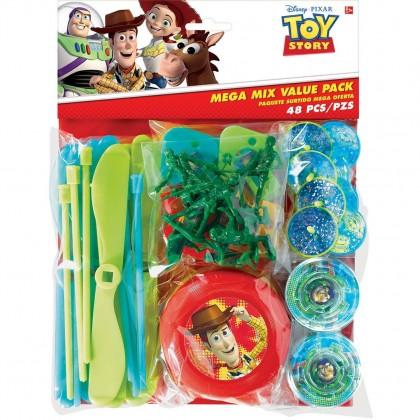 ©Disney/Pixar Toy Story Power Up Mega Mix Value Pack Favors