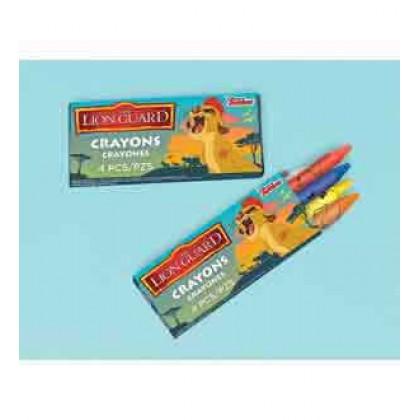 Disney The Lion Guard Crayons Favors