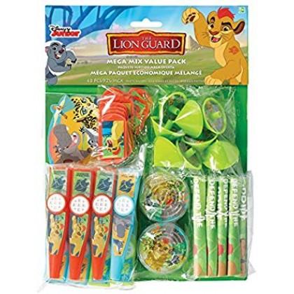 Disney The Lion Guard Mega Mix Value Pack Favors