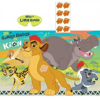 Disney The Lion Guard Party Game
