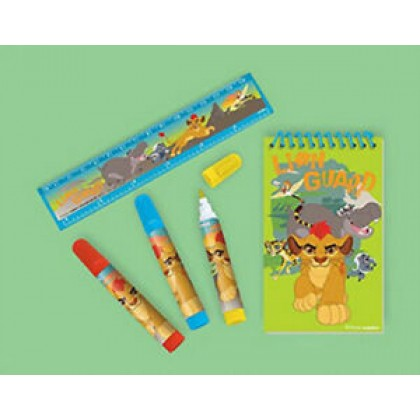 Disney The Lion Guard Stationery Set Favor