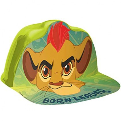 Disney The Lion Guard Vac Form Hat - Plastic