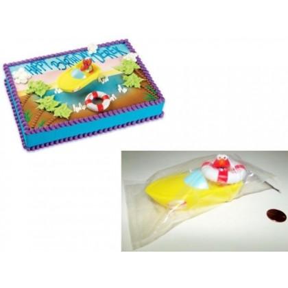 Elmo Boating Cake Kit