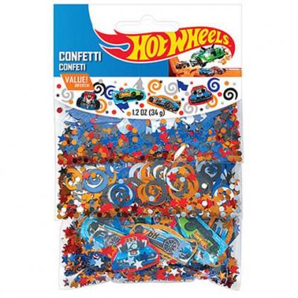 Hot Wheels Wild Racer™ Value Confetti - Paper & Foil