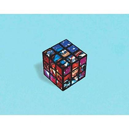 Marvel Epic Avengers Puzzle Cube Favor