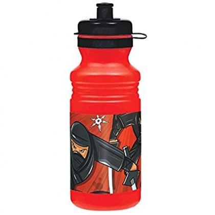Ninja Drink Bottle - Plastic