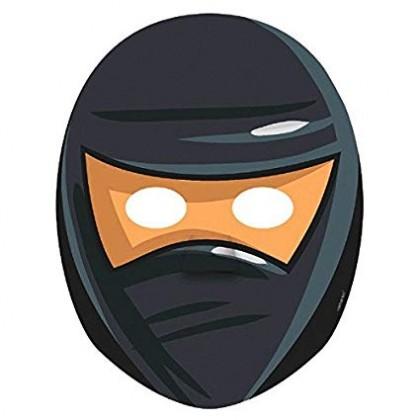 Ninja Paper Masks