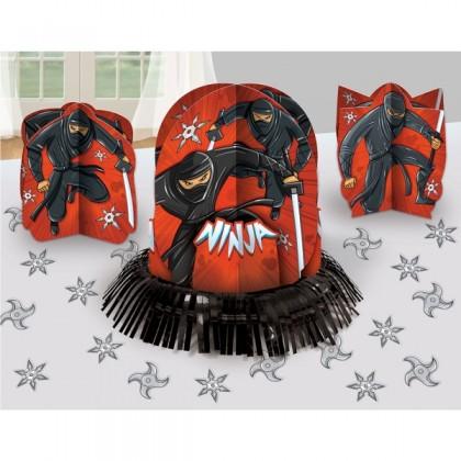 Ninja Table Decorating Kit