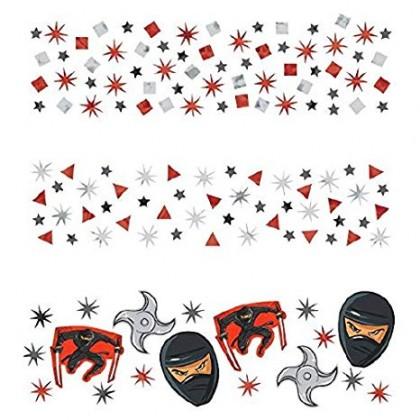 Ninja Value Confetti - Paper & Foil