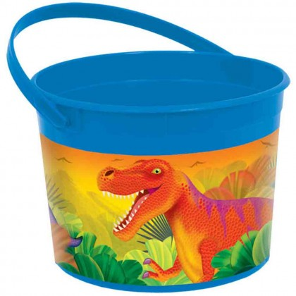 Prehistoric Party Favor Container - Plastic