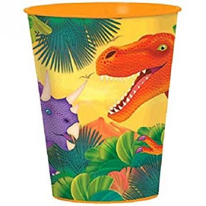 Prehistoric Party Favor Cup - Plastic
